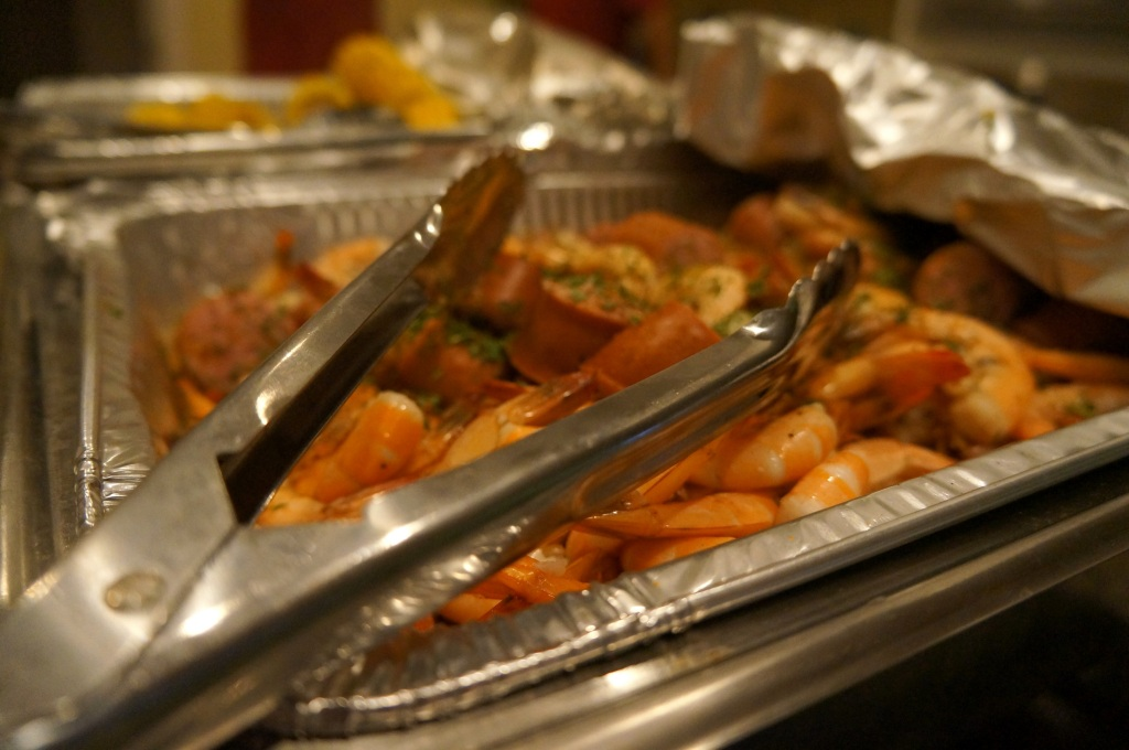 Low Country Shrimp Boil catering